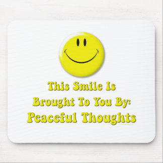 This Smile Mouse Pad