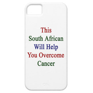 This South African Will Help You Overcome Cancer iPhone 5 Case
