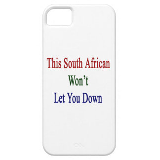 This South African Won't Let You Down iPhone 5 Cases