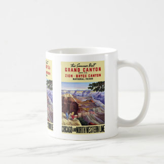 This Summer Visit Grand Canyon Coffee Mug