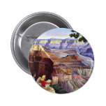 This Summer Visit Grand Canyon Pinback Button