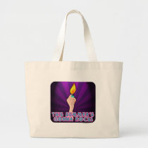 This Summer Will Rock Large Tote Bag