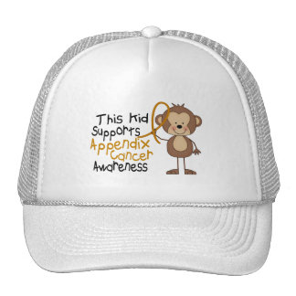 This Supports Appendix Cancer Awareness Cap
