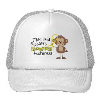 This Supports Endometriosis Awareness Cap