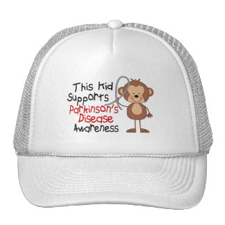 This Supports Parkinsons Disease Awareness Cap