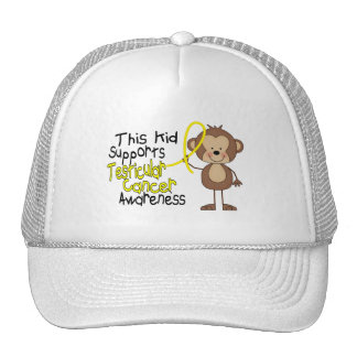 This Supports Testicular Cancer Awareness Cap