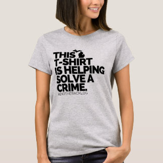 This T-Shirt Is Helping Solve A Crime   Michigan