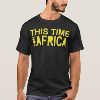 This Time For Africa waka-waka T-Shirt