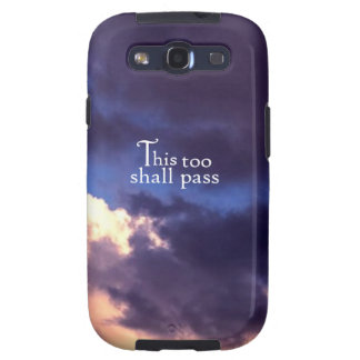 This too shall pass galaxy SIII covers