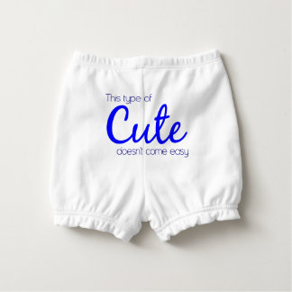 THIS TYPE OF CUTE NAPPY COVER