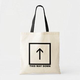 this way down bag