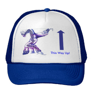 This Way Up B-Boy Cap