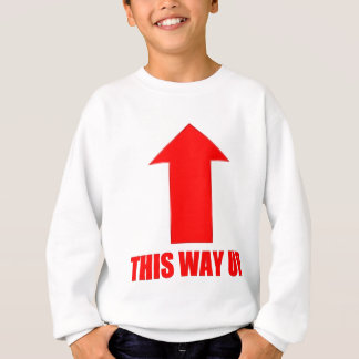 This Way Up Sweatshirt