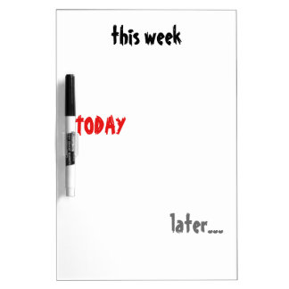 This Week Whiteboard