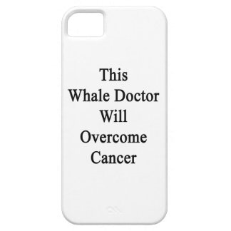 This Whale Doctor Will Overcome Cancer iPhone 5 Cover