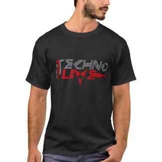 ThisIsTechnoLive T-Shirt
