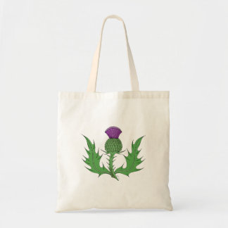 Thistle Budget Tote Bag