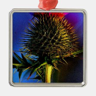 Thistle Christmas Ornament