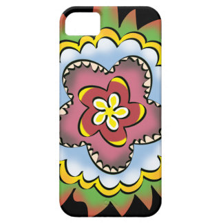Thistle flower iPhone 5 case