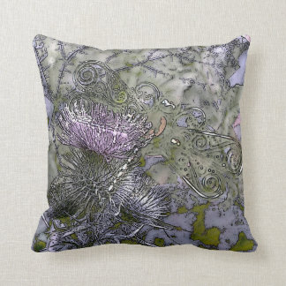 Thistles Cushion