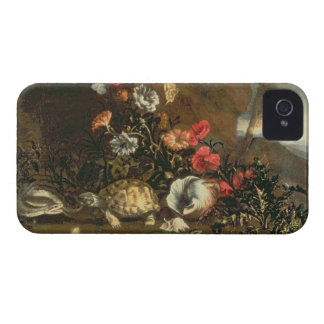 Thistles, flowers, reptiles and butterflies beside iPhone 4 cases