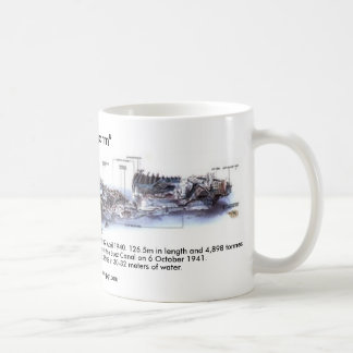 "thistlgormdwg, ""Thistlegorm"", Built at Joseph T... Coffee Mug"