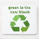 Thnik Green products! Mouse Pad