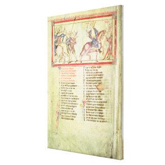 Thomas a Becket Canvas Print