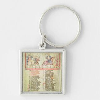 Thomas a Becket Key Ring