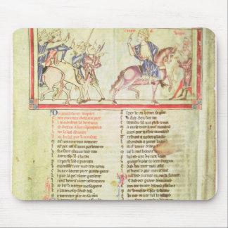 Thomas a Becket Mouse Mat