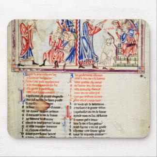 Thomas a Becket pronounces Mouse Mat