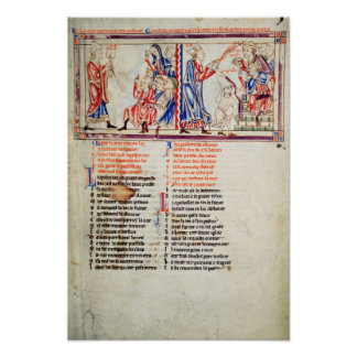 Thomas a Becket pronounces Poster