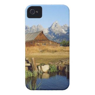Thomas A. Moulton Barn iPhone 4 Case-Mate Case