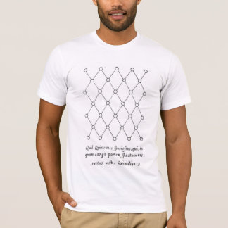 THOMAS BROWNE'S QUINCUNX T-Shirt