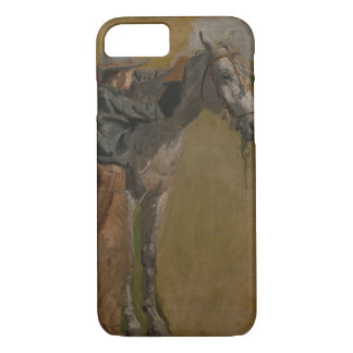 Thomas Eakins - Cowboy: Study for Cowboys iPhone 7 Case