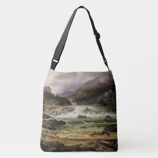 Thomas Fearnley River Rapids Mill Tote Bag