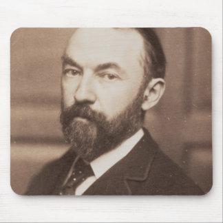 Thomas Hardy 1840-1928 sepia photo Mouse Pads