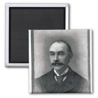 Thomas Hardy, 1892 Magnet