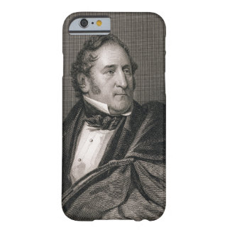 Thomas Hart Benton, engraved by William G. Armstro Barely There iPhone 6 Case