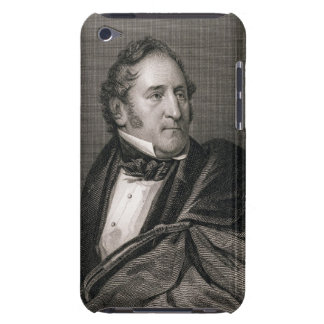 Thomas Hart Benton, engraved by William G. Armstro iPod Touch Case