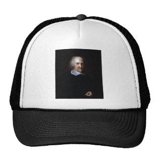 Thomas Hobbes by John Michael Wright Cap