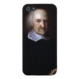 Thomas Hobbes by John Michael Wright iPhone 5 Case