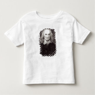 Thomas Hobbes  from 'Gallery of Portraits' Toddler T-Shirt