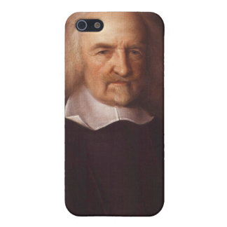 Thomas Hobbes of Malmesbury by John Michael Wright iPhone 5/5S Cases