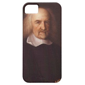 Thomas Hobbes of Malmesbury by John Michael Wright iPhone 5 Covers