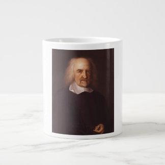 Thomas Hobbes of Malmesbury by John Michael Wright Jumbo Mug