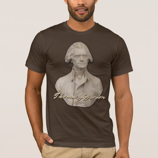 Thomas Jefferson Bust T-Shirt