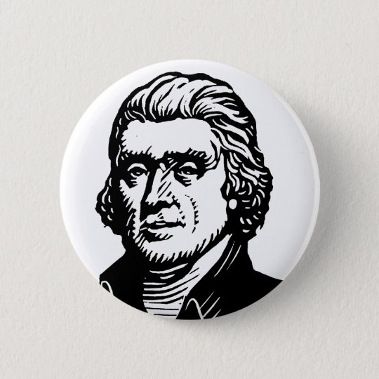 Thomas Jefferson button