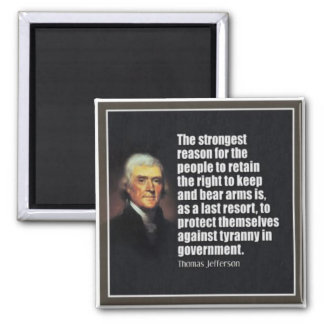 Thomas Jefferson Magnet