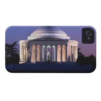 Thomas Jefferson Memorial at Dusk iPhone 4 Cases